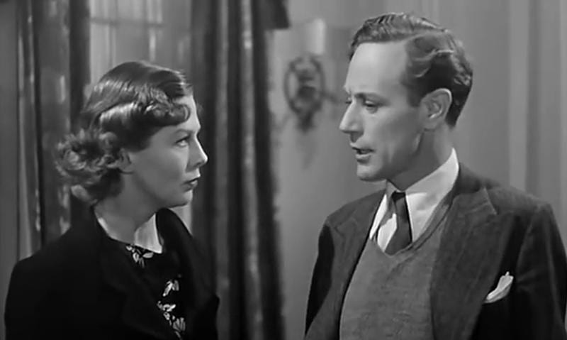 Wendy Hiller and Leslie Howard in Pygmalion (1938)