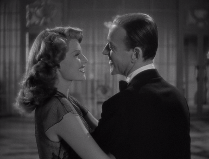 Rita Hayworth and Fred Astaire in You Were Never Lovelier