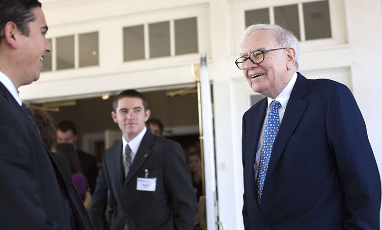 kellogg-students-warren-buffett