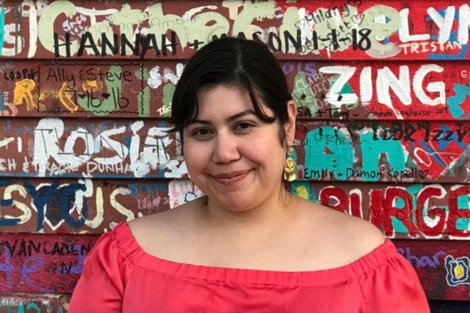 Mayte Garcia-Salgado reflects on honoring Latinxs in America