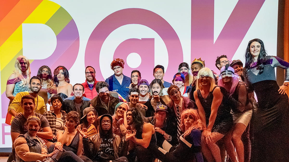 Pride at Kellogg shares support for LBGTQIA+ community