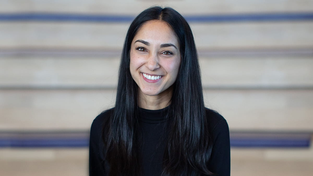 Angeli Agrawal discusses the importance of community in deciding to get a Kellogg MBA.
