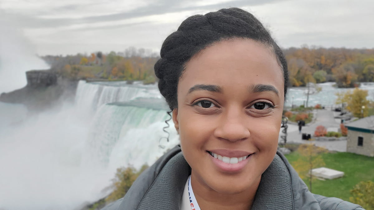 Veronica Reaves '20 on navigating a venture capital career as a woman of color