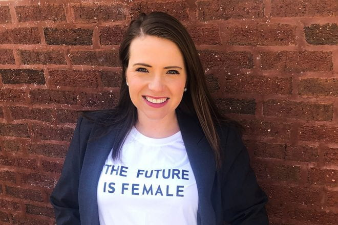 Jordan Mann (E&W 2021) gives insight into her path to becoming a leader for women at Kellogg.