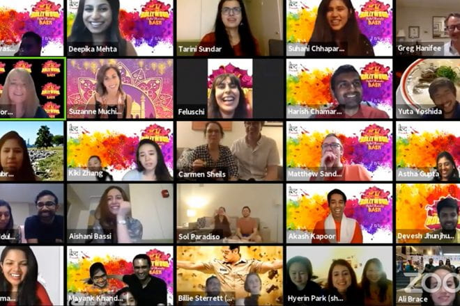 The Kellogg Bollywood Bash took a virtual turn in 2020