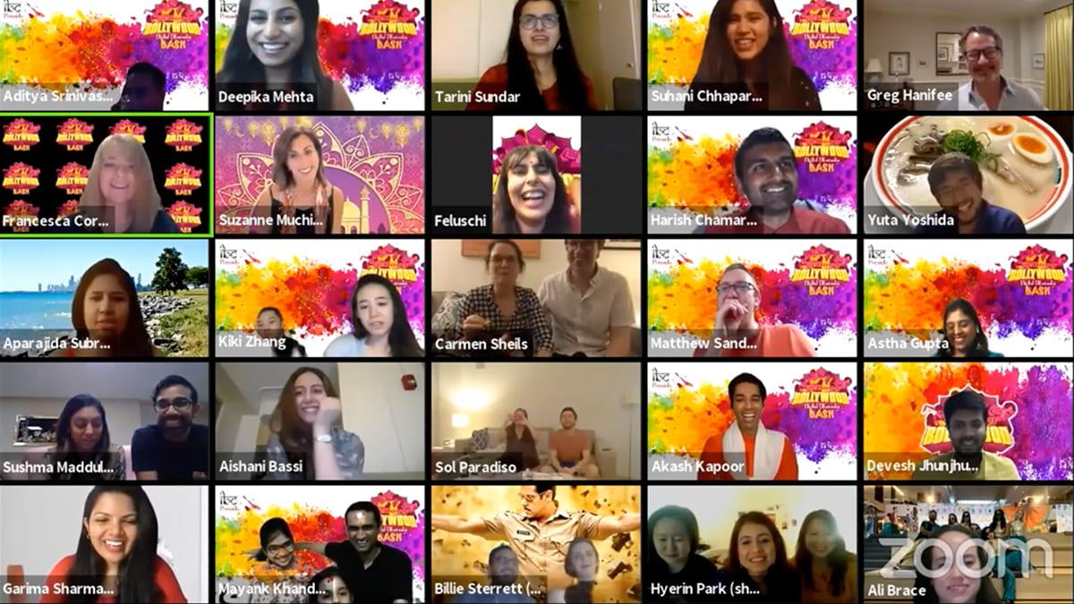 The Kellogg Bollywood Bash took a virtual turn in 2020