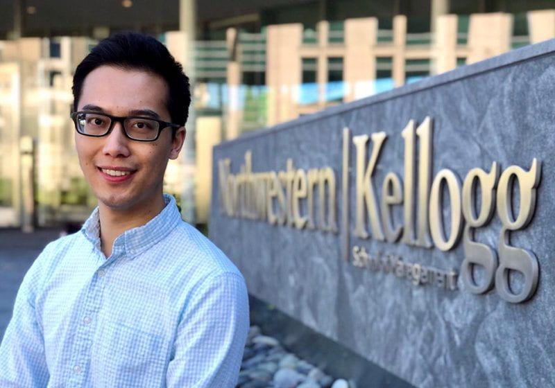 As a Bain-sponsored and International student, (Evan) Hao Chen (1Y 2020) brings to life his Kellogg journey and how he made the most of his MBA experience.