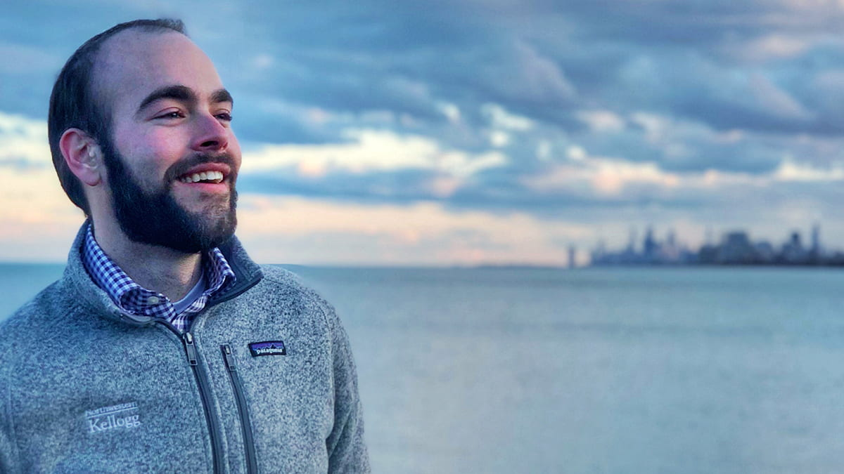 """Jared Fruland (E&W 2020), shares how """"now, more than ever, expansion of allyship across all diversity dimensions is ever-more important."""""""