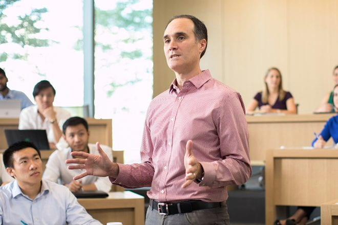 JProfessor Joel Shapiro shares how the companies' partnership with Kellogg students in ACL is often a transformative experience, in more ways than one.
