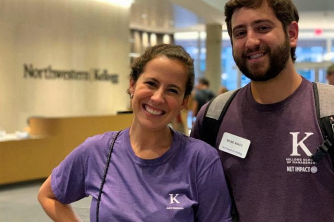 Maria Quadra (JV 2020) shares her experience auditing Kellogg classes and the key lessons she learned from the community within the classroom.