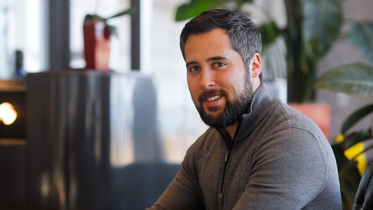 Benjamin Hernandez (JD-MBA 2013) shares the founding of NuMat Technologies, its evolution as a company, and what he learned along the way about leadership.