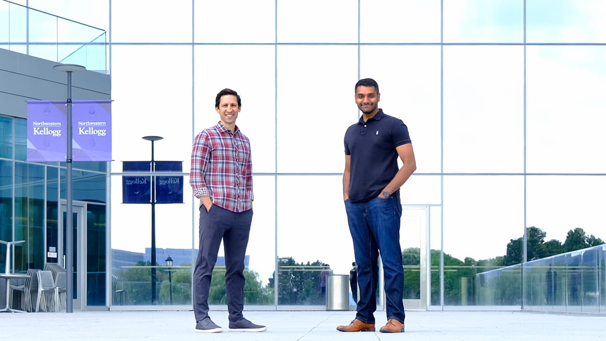 Dave Chookaszian (2Y 2013) and Raj Karan Singh (E&W 2019) share how their work at Quantiphi provides innovative solutions during COVID-19.