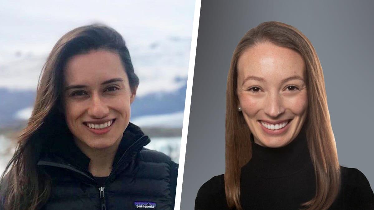 Meet the talented and diverse new class joining Kellogg's Evening & Weekend Program, including Stephanie Pareja-Fernandezand Lilianna Myers (both E&W 2022).