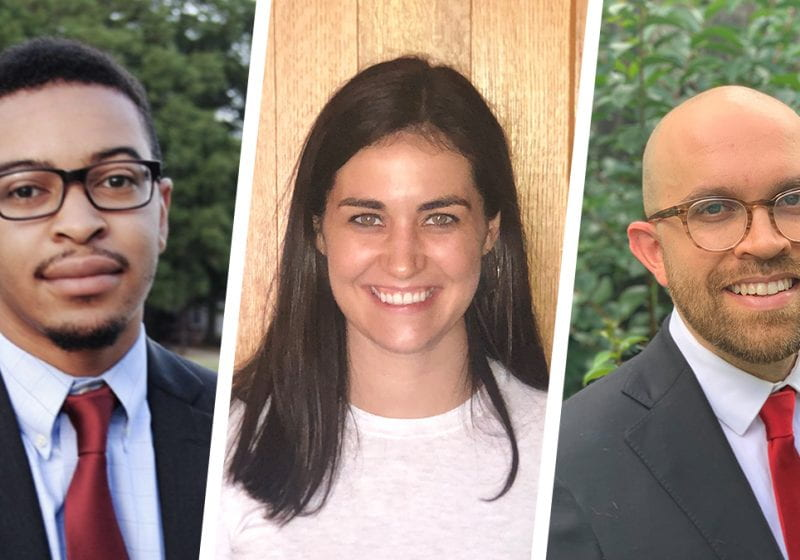 Meet the talented and diverse new class joining Kellogg's Evening & Weekend Program, including Chris Riggs, Bridget Callaghan, and Aaron Young (EW 2021).