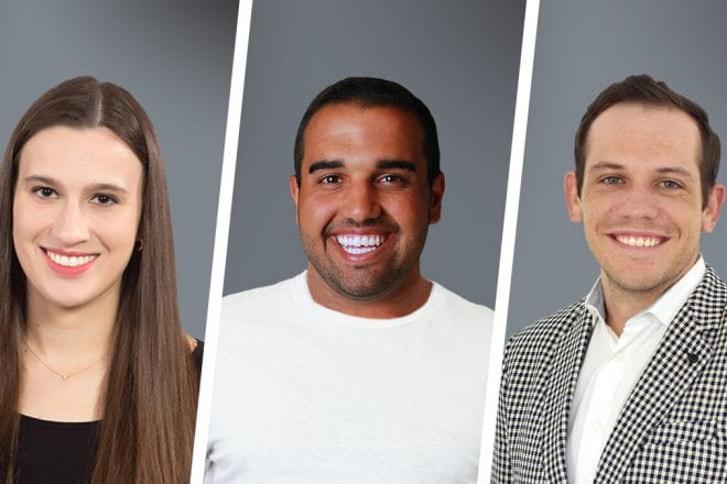 Meet the talented and diverse new class joining Kellogg's Evening & Weekend Program, including Gabrielle Bunney, Malik Elarbi, and Frank Gossage (EW 2022).