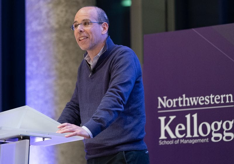 Michael Mazzeo, Kellogg's senior associate dean of curriculum and teaching, gives insight into Kellogg's curriculum development and new courses this year.