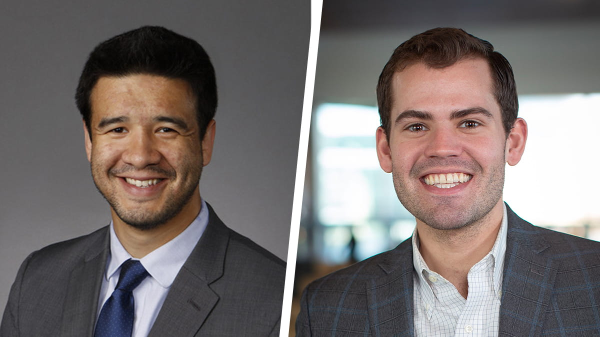 Co-Presidentsof Kellogg's Data and Analytics Club, Michael Ng and Patrick Donovan (both 2Y 2021), share how data and analytics are key to a company's success.