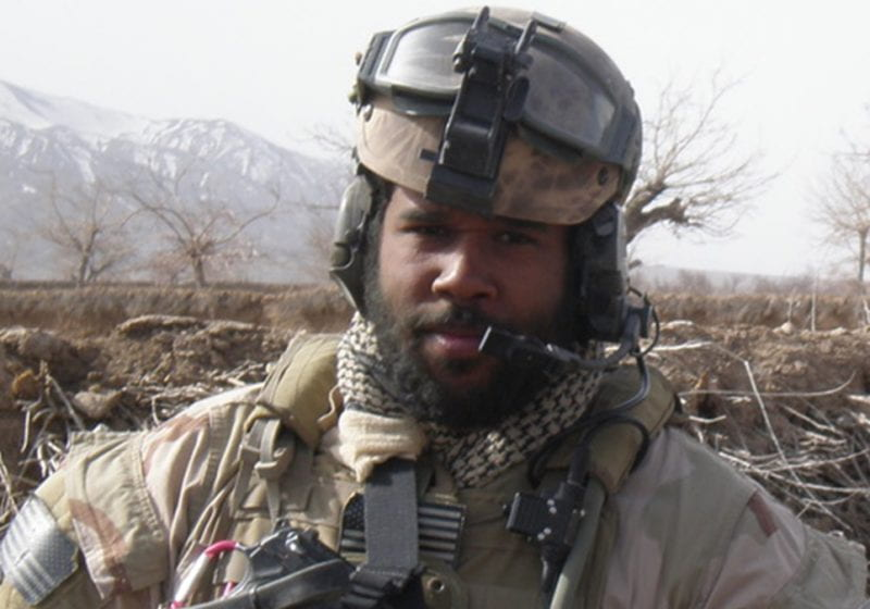 Kellogg Veteran Julian Kitching (EMBA 2020) reflects on his experience in the military and his trajectory as a leader in the Executive MBA Program.