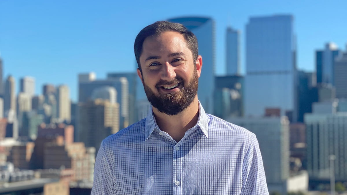 Kyle Lopatin (EW 2021), VP of finance for Kellogg's E&W Real Estate Club, shares how Kellogg resources prepared him to pursue the career he wanted.