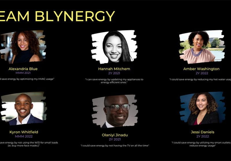 Hear from Team Blynergy, who placed 2nd in Kellogg Design Competition (KDC), on their experience in this year's competition.