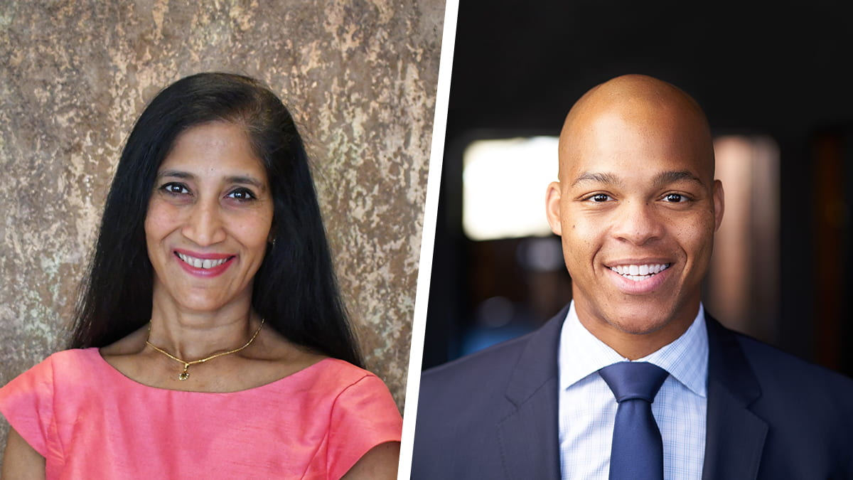 Meet some of the talented leaders who recently joined Kellogg's EMBA Program, including Vasu Appalaneni, M.D., and Joshua Davis.