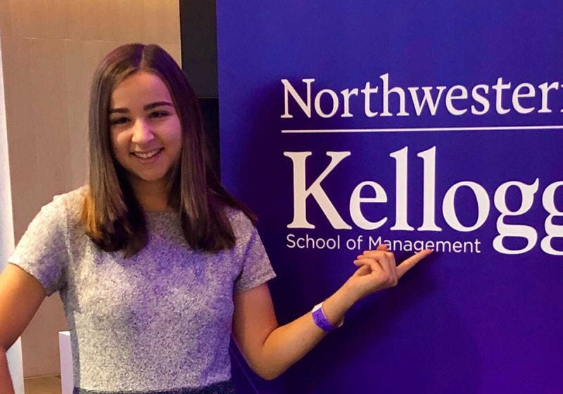 Sammy Goldstein (2Y 2022), newly-appointed KSA president, shares her leadership journey and reflections on Black History Month this year.