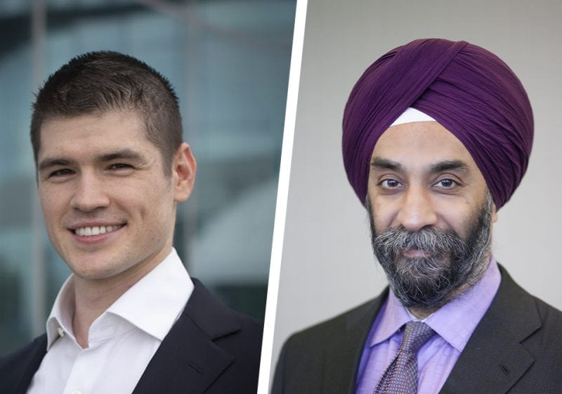 Michael Salna (1Y 2021) interviews Professor Mohanbir Sawhney, associate dean of digital innovation, on technology's disruption in healthcare.