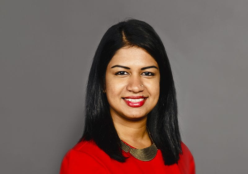 Varsha Nagaraj (E&W 2023) gives insight into her career in finance, why she chose a to get her MBA and the strength of the network of women at Kellogg.