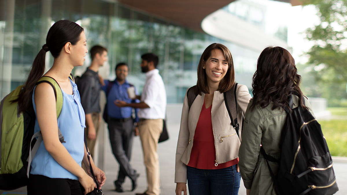 From the culture to the campus to the academics, Kellogg rose to the top of their list for these first-year MBA students.