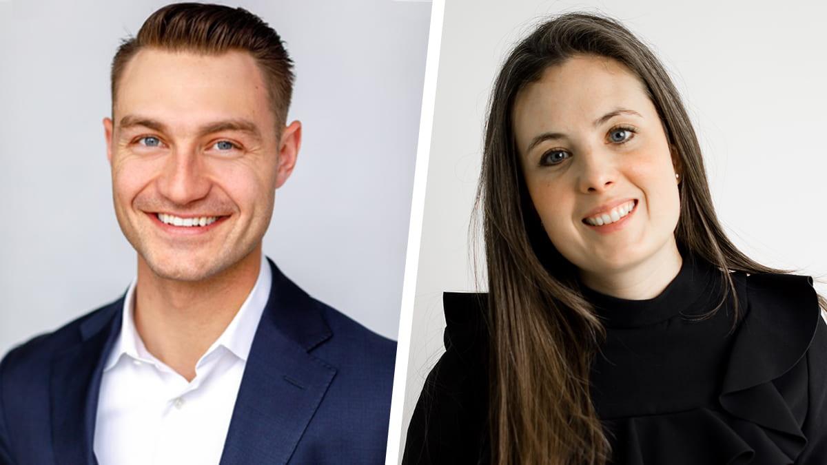 Tyler Wanke '15 (Co-Founder of Innoblative Designs) & Lorena Arathoon '15 (Co-Founder/CEO of Snackerie) discuss their paths in entrepreneurship.