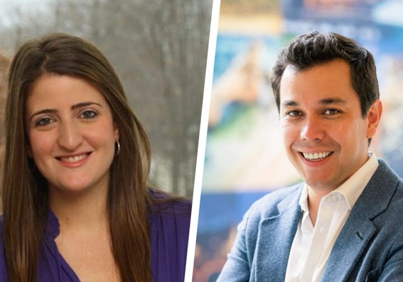 Hear from Kellogg alumni Florence Frech '15 and Camilo Martinez '15 on the co-founding of their startup, Leal, and how they led during COVID-19.