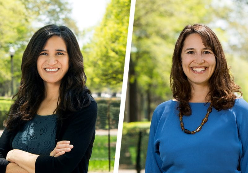 Kellogg alumni Nicole Chavas '15 and Laura Brenner Kimes '15 on co-founding their startup, Greenprint Partners, and their paths in entrepreneurship.