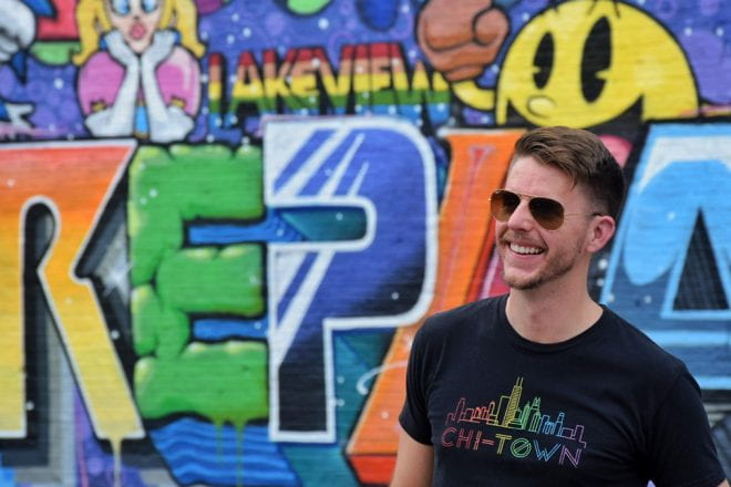 Lance Wheeler (EMBA 2022) on growing his values and living his authentic self at Kellogg as a member of the LGBTQIA+ community.