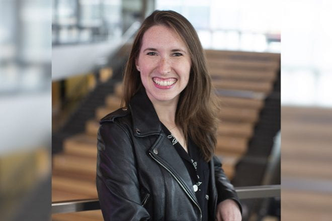 For Pride Month, Maddie Reese (2Y 2022), VP of Engagement for Pride@Kellogg, shares her leadership journey and MBA experience as an LGBTQIA+ community member.