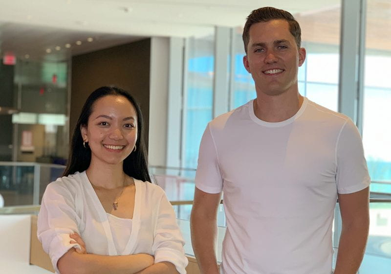 Co-Founders Ferrona Lie (1Y 2021) and Andrew Mueller (2Y, 2021)discuss their venture, Near, a tech concierge that supports older adults.