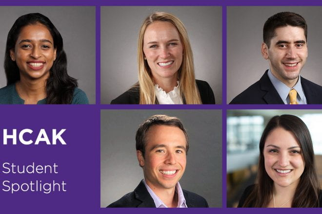 Hear from current students on why they chose Kellogg to pursue healthcare, and the resources and network they leveraged along the way.