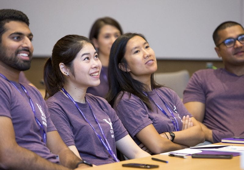 MBA students around the United States and globally are tackling some of today's biggest challenges, and nowhere more so than at Northwestern University Kellogg.