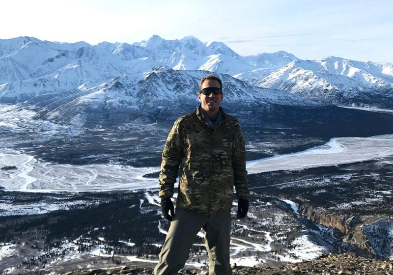 Jason Borchik (2Y 2022), co-president of Kellogg's Veterans Association, shares his experience as a Special Forces officer and his transition to Kellogg.