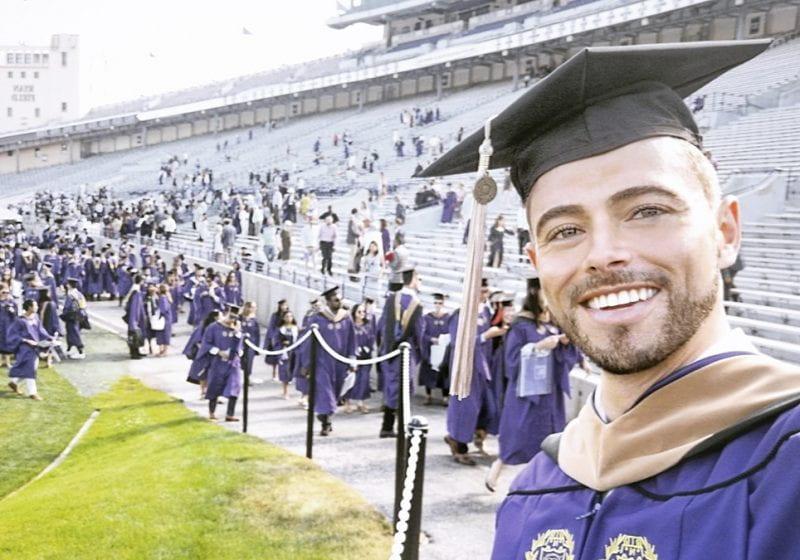 In this series featuring the Class of 2021, Paris Tsakalidis (1Y 2021) reflects on his Kellogg MBA experience.