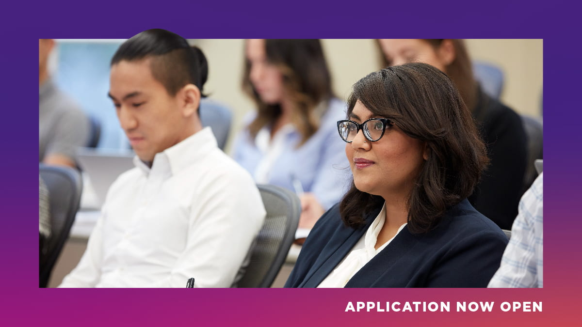 A ten-month foundation in a business program is now open for students graduating between spring 2021 and spring 2022!