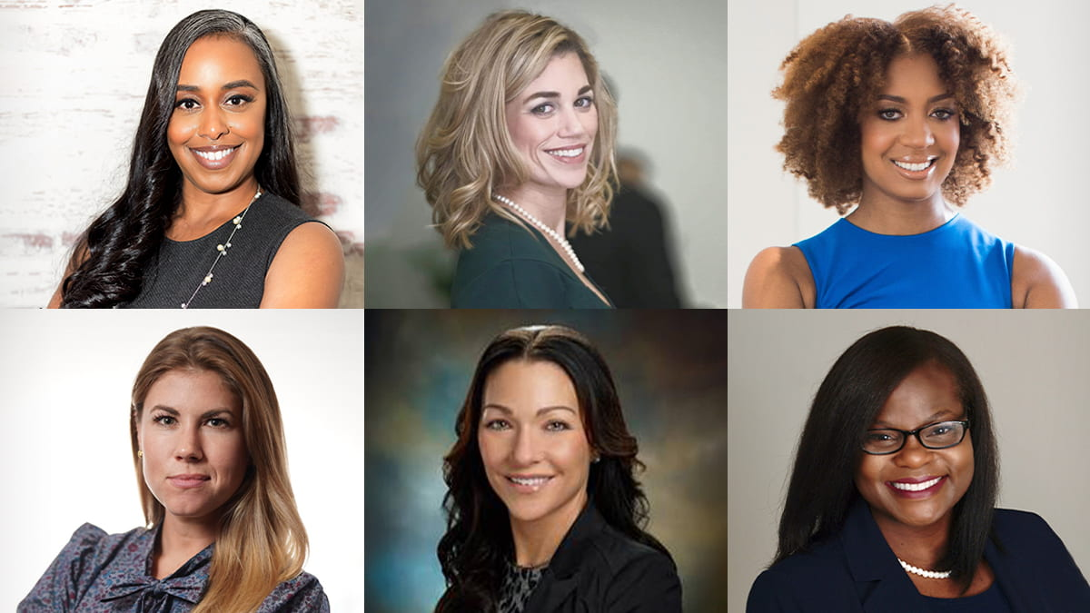 Six extraordinary women business leaders joining Kellogg this fall reflect on their passions and the paths that brought them here.