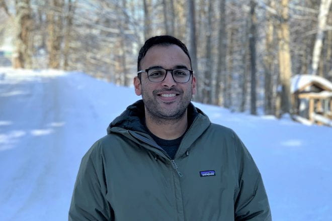 """""""My hope is to increase access to Gene Therapies in the rest of the world,"""" Sid Gupta (2Y, 2023) says."""
