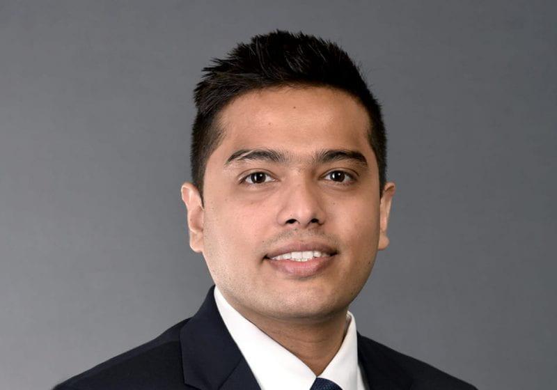MBAi student, Raisul Chowdhury
