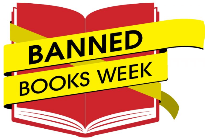 Celebrate the Freedom to Read:  Banned Books Week