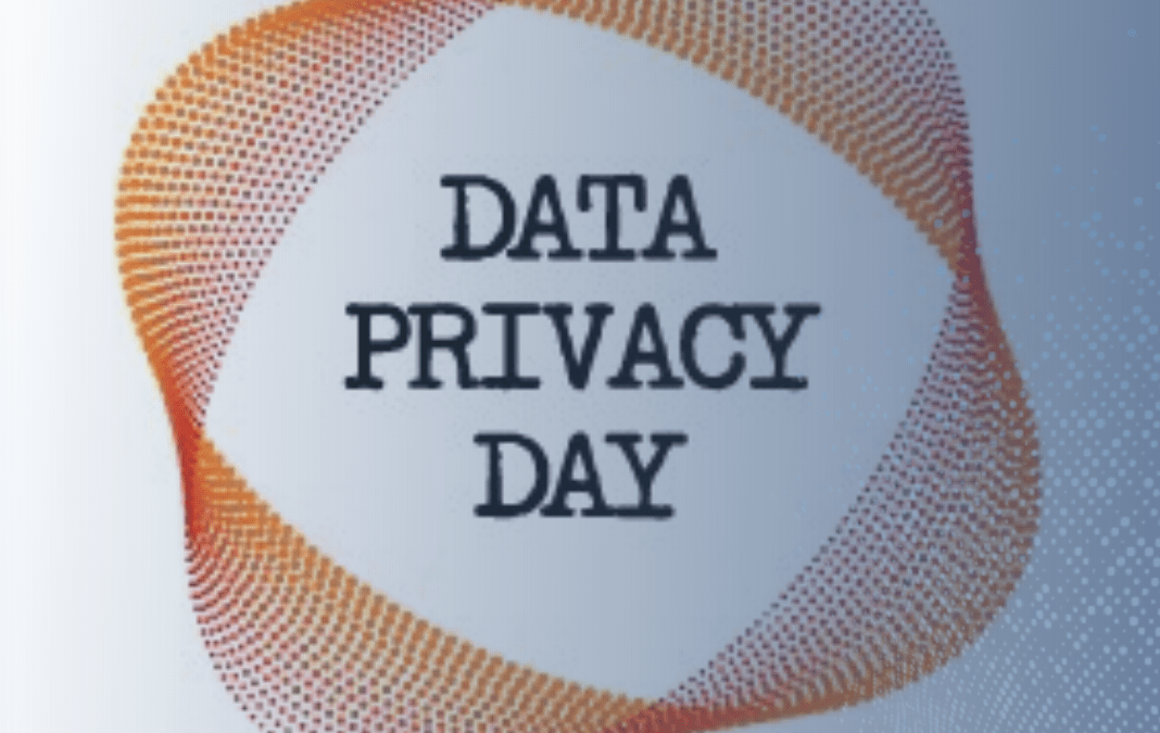 Data Privacy Day ~ January 28, 2020