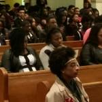 lovett lecture crowd