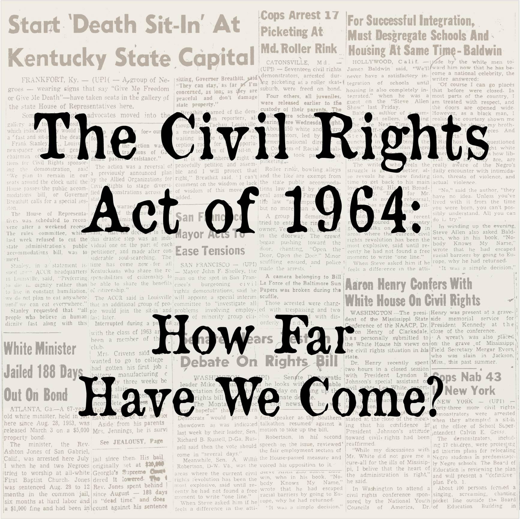 bill of rights civil rights Find out more about the history of voting rights act of 1965, including videos during the civil rights movement of the 1950s and 1960s.