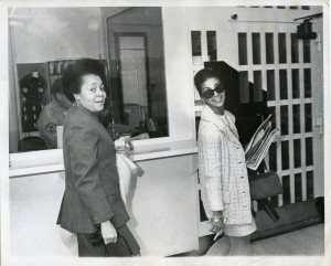 Maxine Smith and Miriam DeCosta-Willis, 1969
