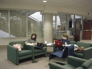 Study group 3rd floor