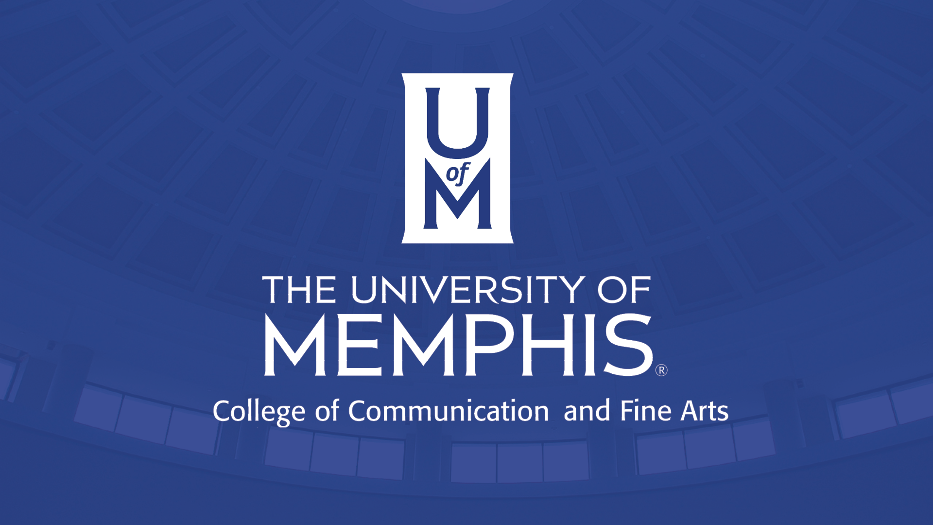 UofM College of Communication and Fine Arts